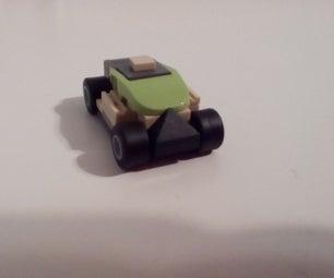 Lego Muscle Car