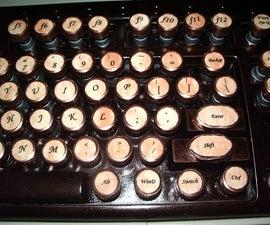 Customized Computer Keyboard