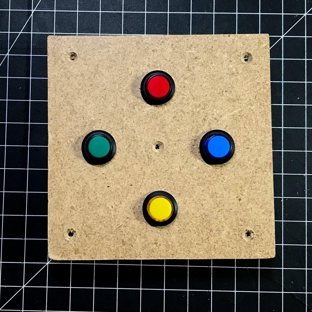 Push Button Switch Unit