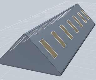 How to Make a 3D Printable USB Holder