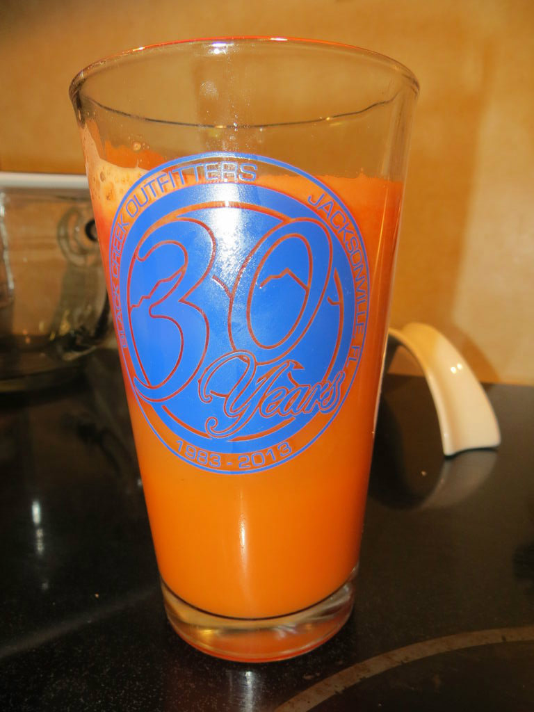 Super Powered Juice With Frankincense!