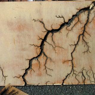 Making Fractal Art With High Voltage