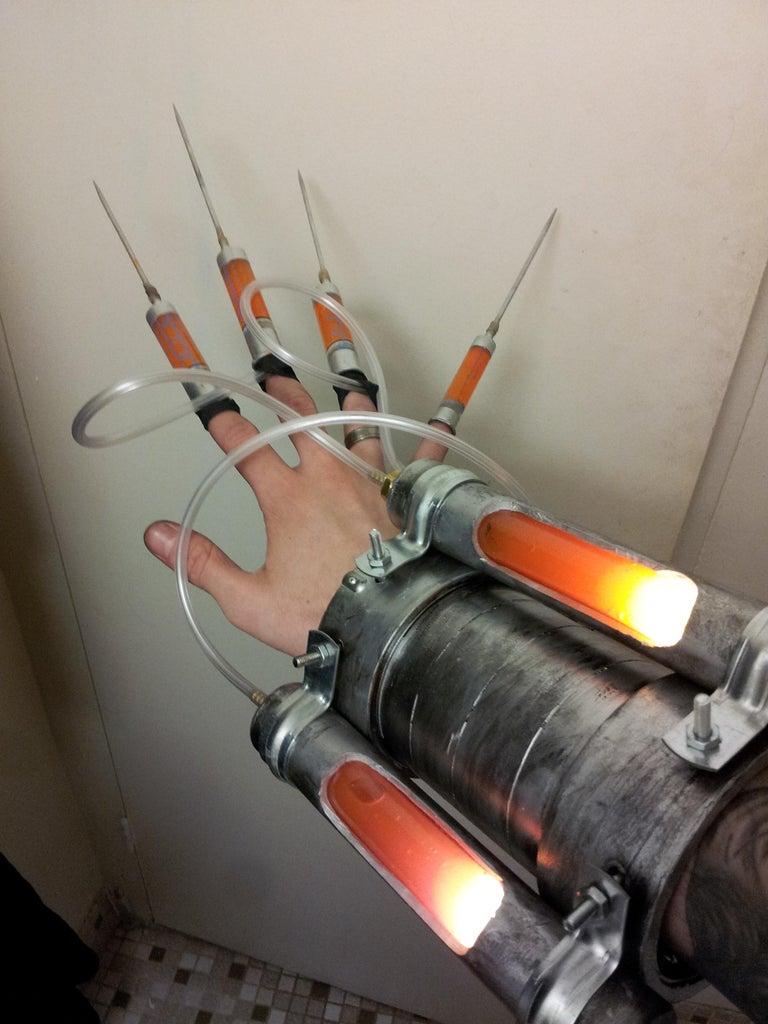 The Fear Injector Glove