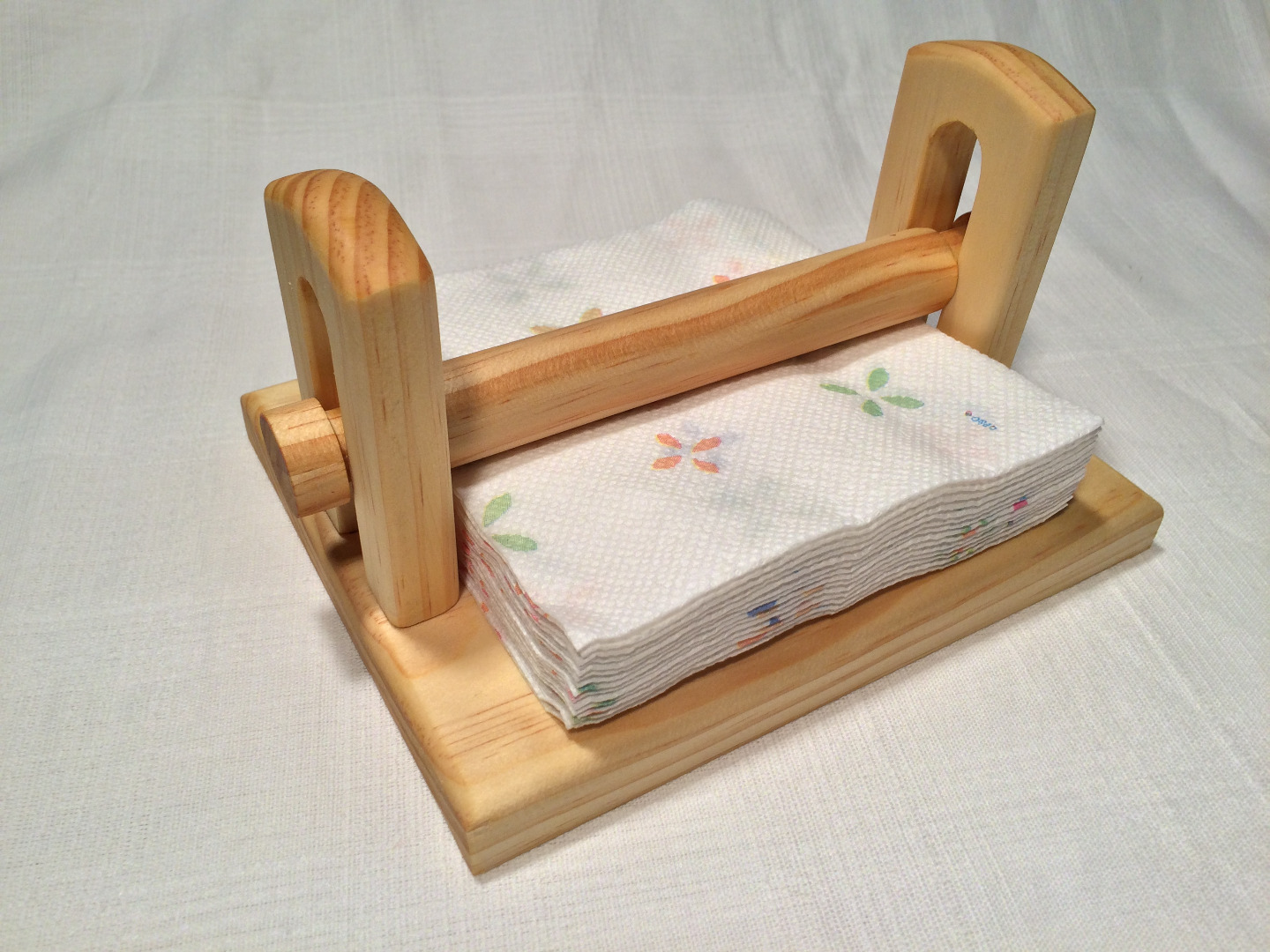 Make A Napkin Holder With Hand Tools 7 Steps With Pictures Instructables