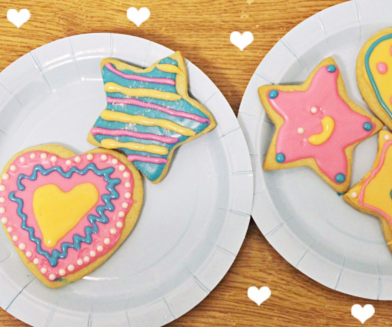 Super Cute Tea Cake Cookies!