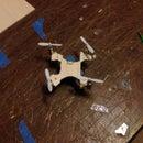 Diy micro quadcopter