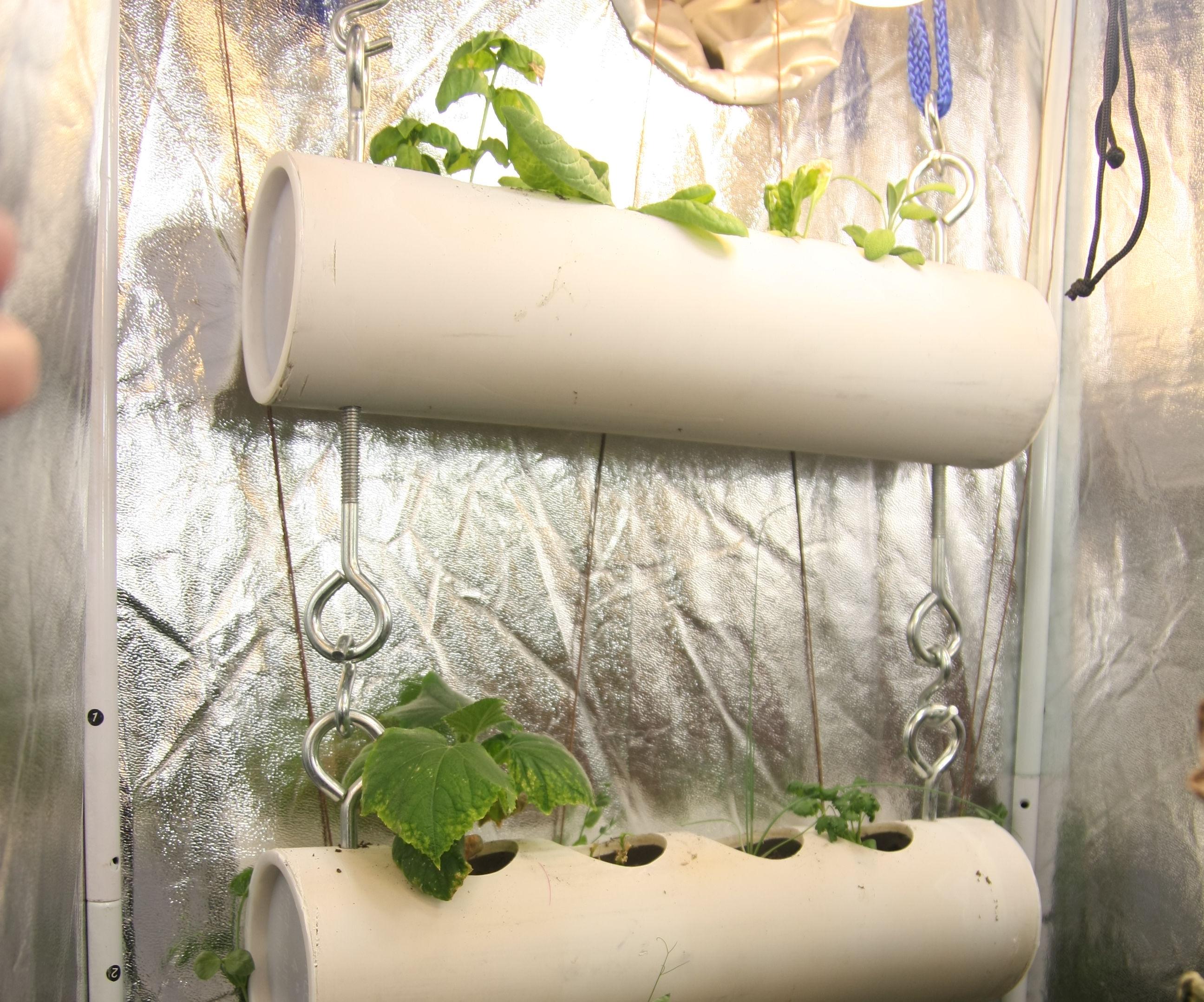 Modular Hanging Garden System