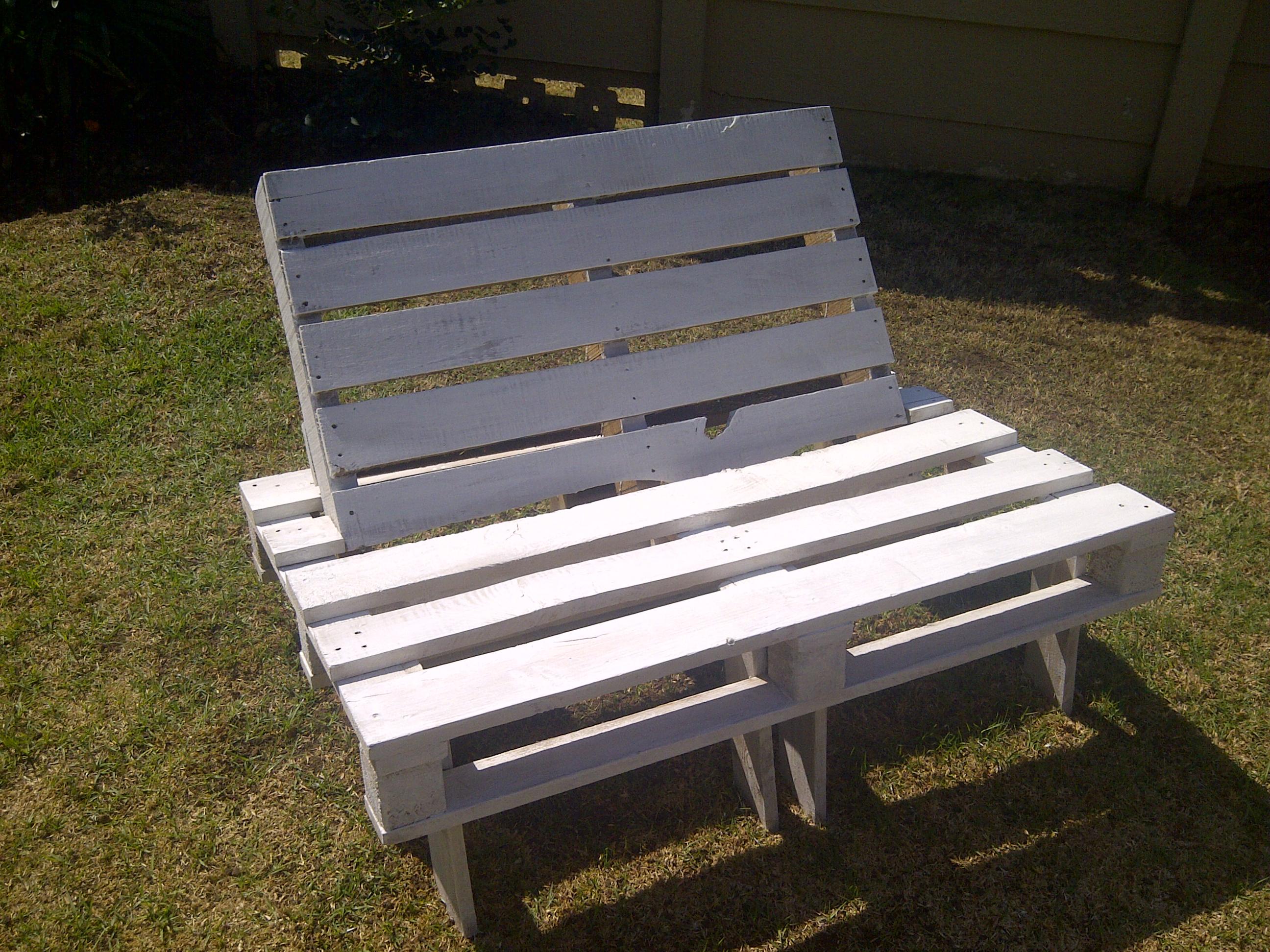Upcycled Deckchair