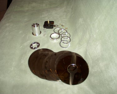 Gather Items and Disassemble Platters.