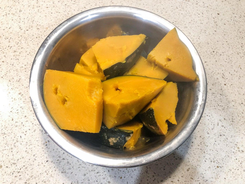 From Scratch - Prepare Pumpkin