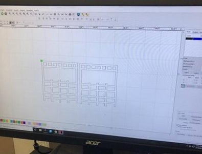 Adjust Object Position for Laser Cutter to Read and Inkscape