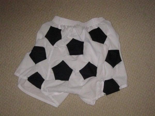 Soccer Ball Boxer Shorts