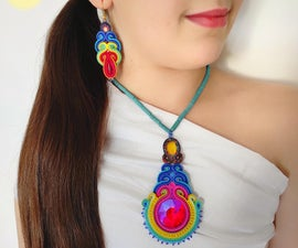 Crystal Rainbow Set Jewelry