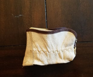 Make a Leather Billfold Out of an Old Pair of Gloves