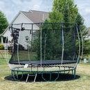 Trampoline Mulch Pad