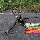 DIY Plant Inspection Gardening Drone (Folding Tricopter on a Budget)