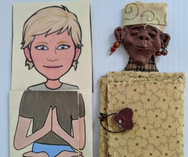 How to Make a Book Doll
