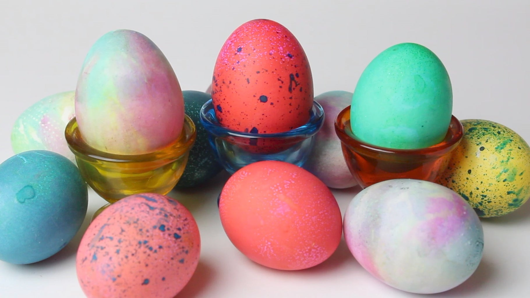 How Are You Going to Dye Your Eggs?