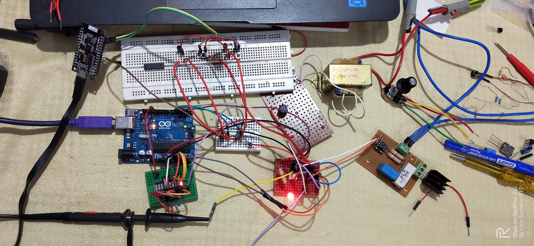 Testing Circuit