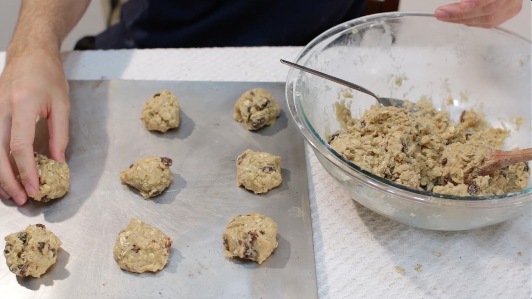 Bake Those Cookies