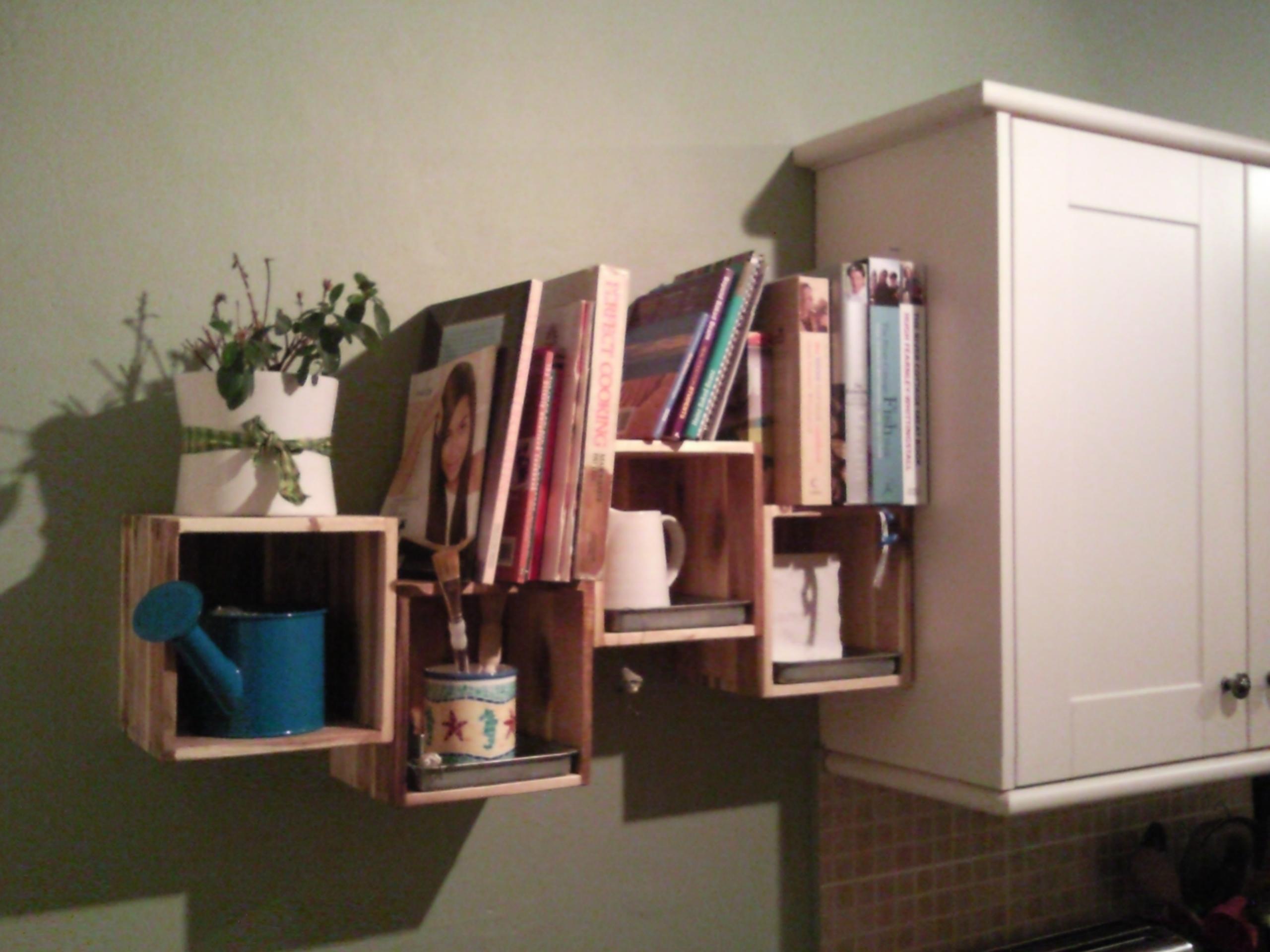 IKEA Hack - Planting Shelves