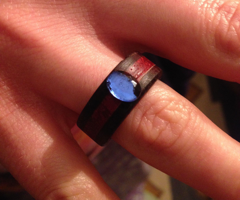 DIY Engagement ring