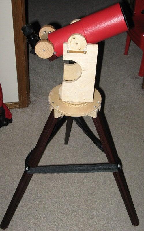 70mm Refracting Telescope
