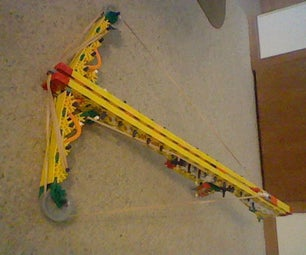 Knex Tactical Hammer-head Crossbow
