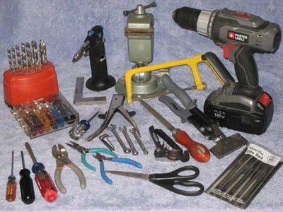 Supplies, Basic Materials, Tools...