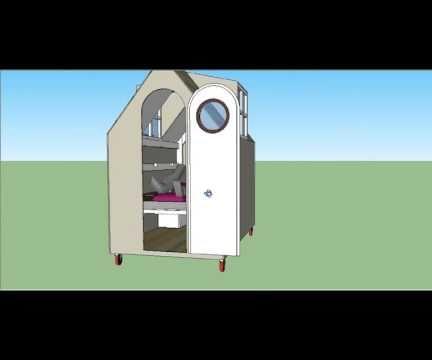 Multi-Shack Portable Shelter