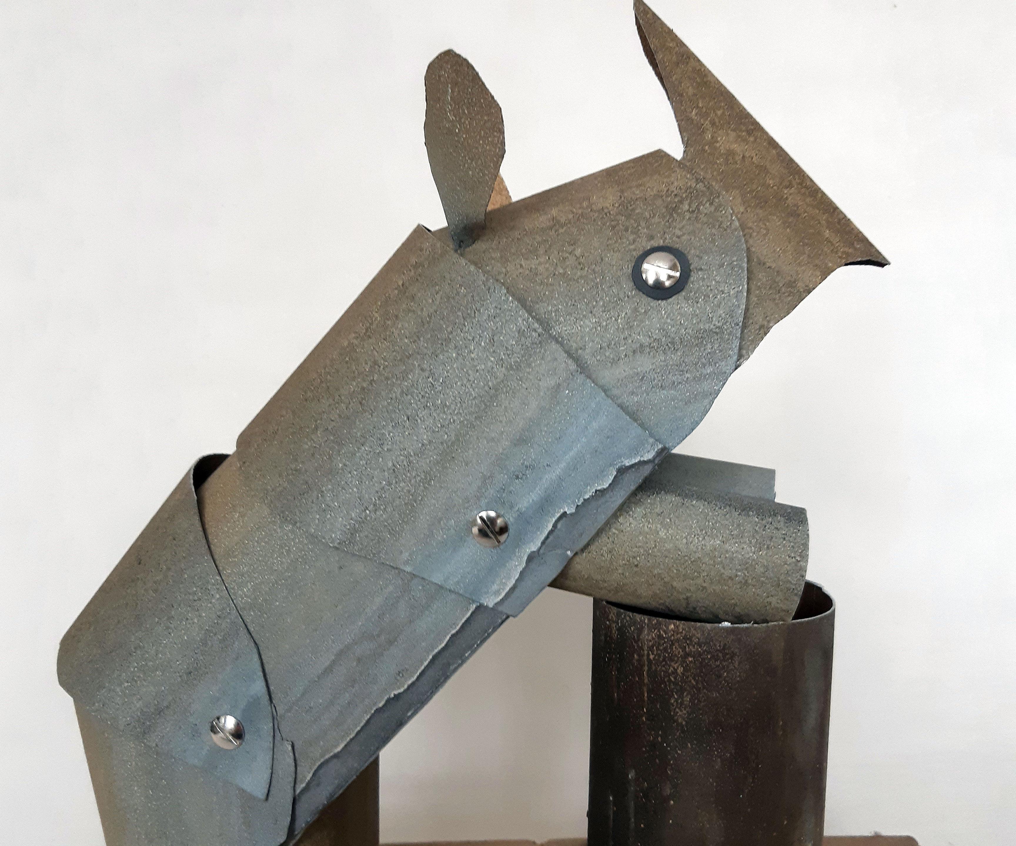 Scrap Metal Rhino