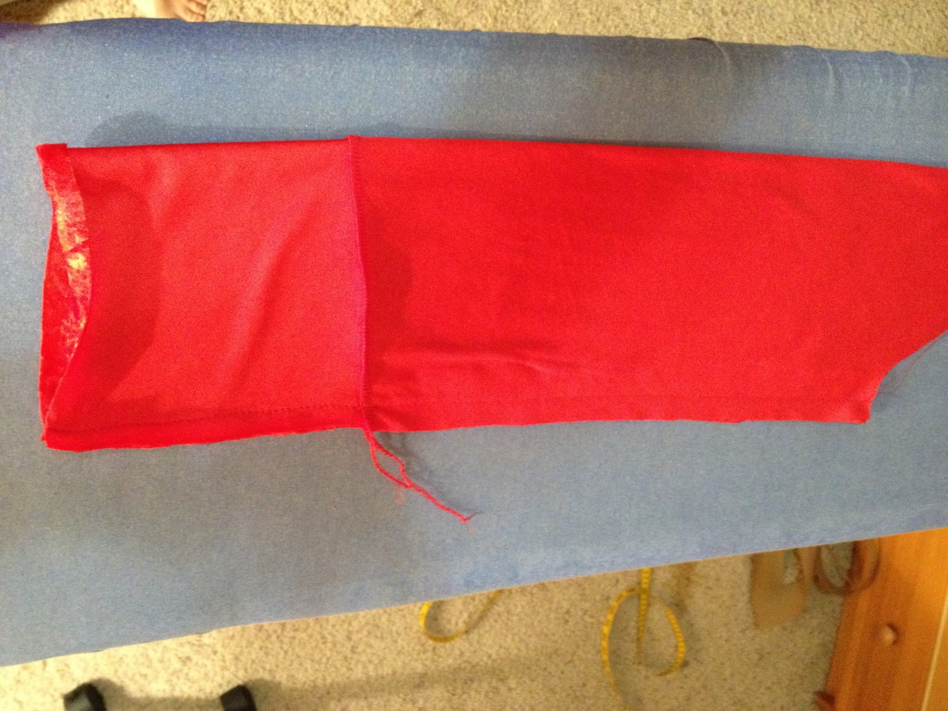 Sleeves, Attaching the Cuff