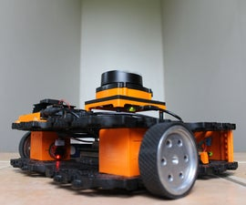 Build Your Own Turtlebot Robot!