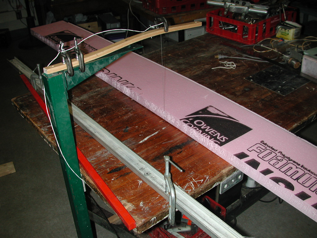 Hotwire Foamcutting Table