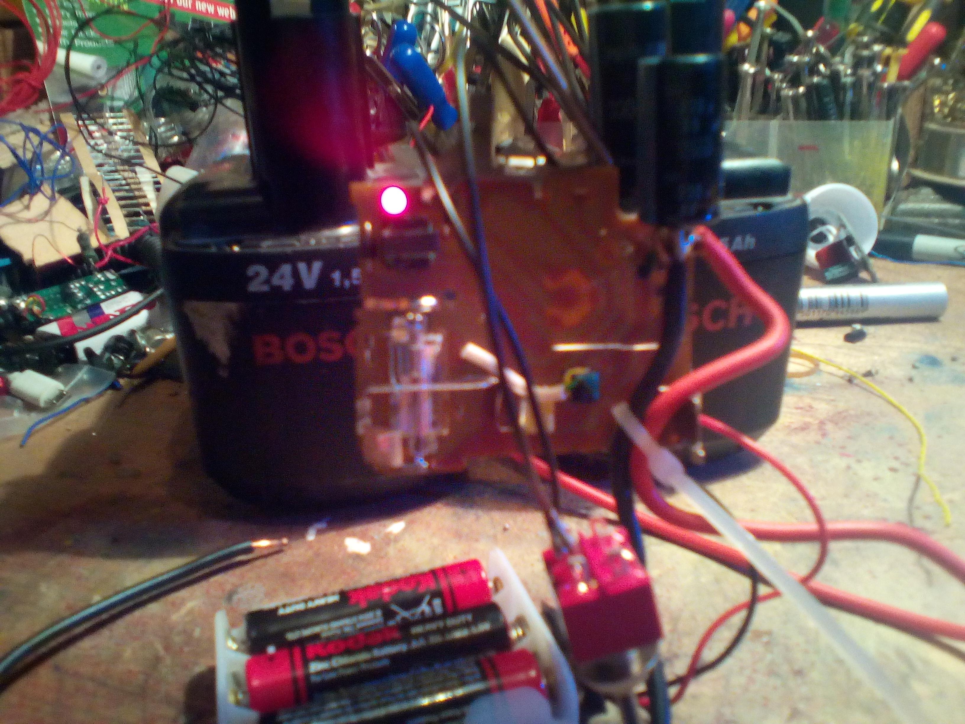 Bring Dead Ni-Cad Batteries Back To Life