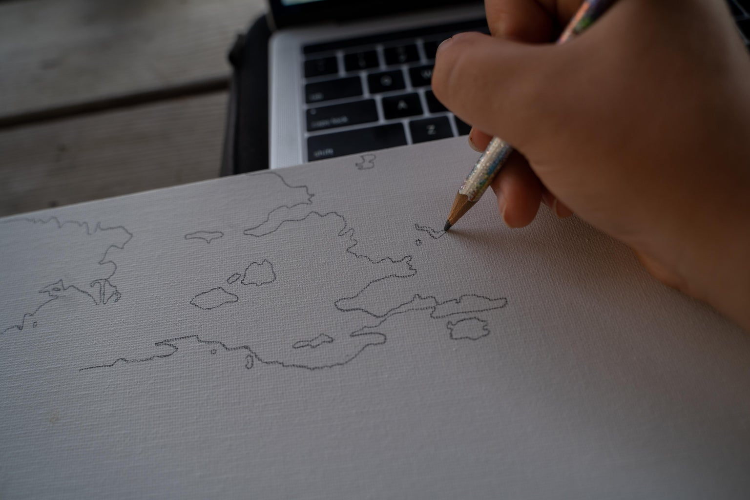 Drawing the Lines
