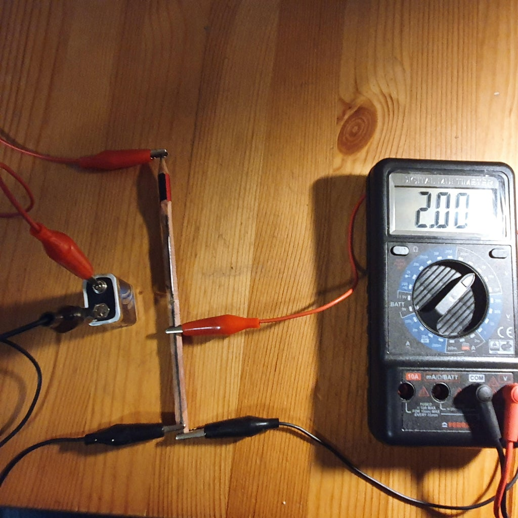 Testing LED Light