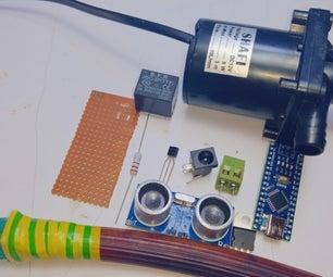 How to Make Automatic Sanitizer Spray Machine