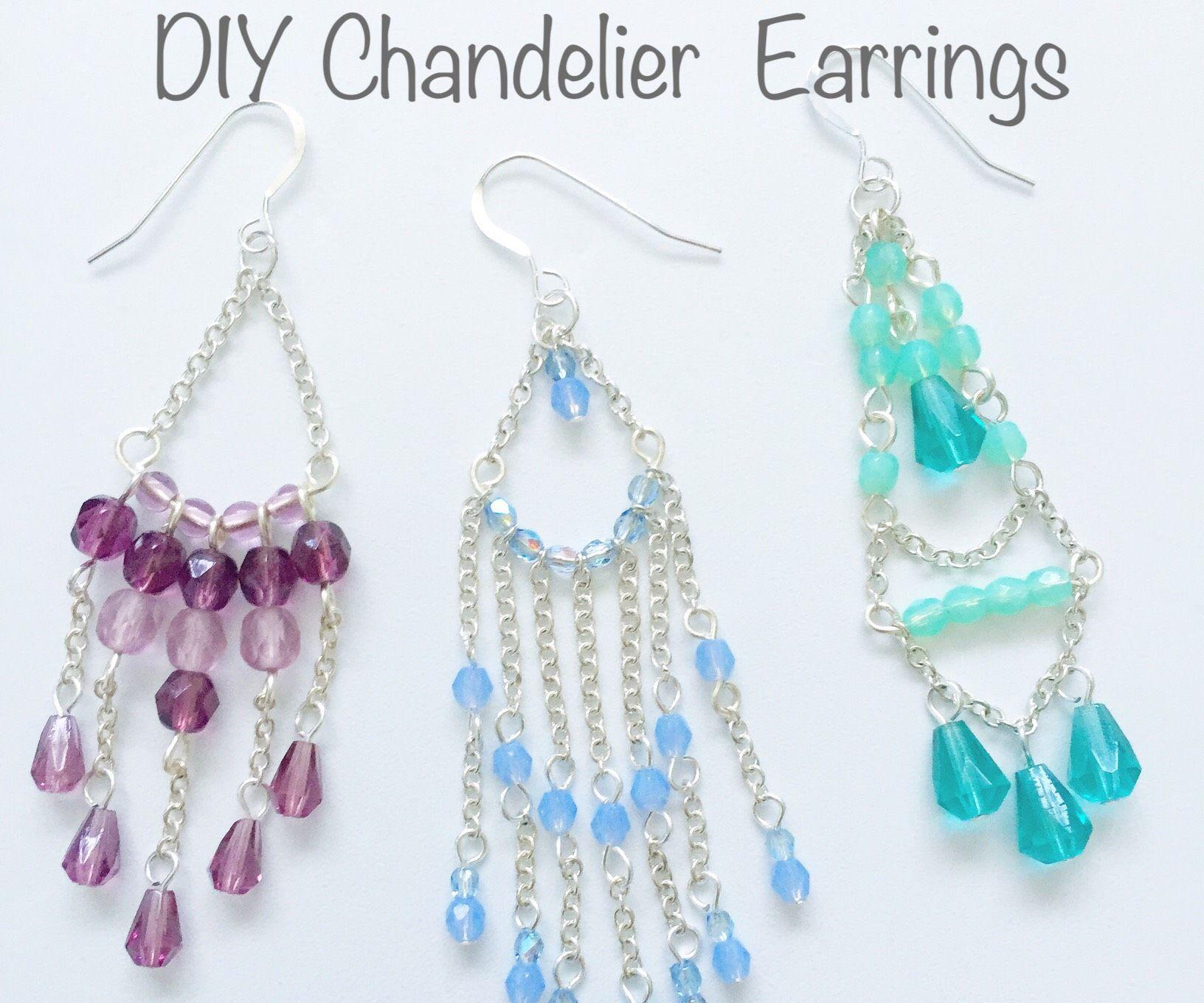 Earring Chandeliers