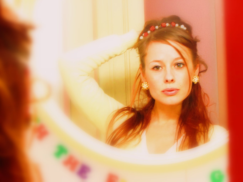 DIY - Rose Hair Band