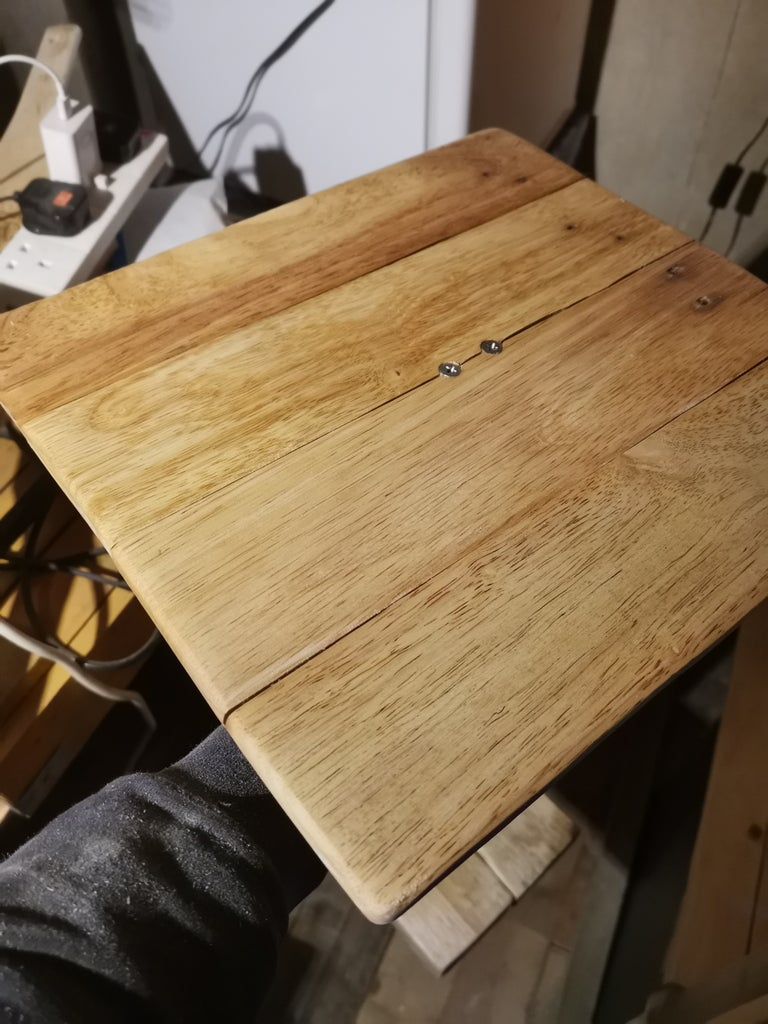 Side Tables, Work Area, Shelves??
