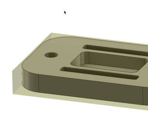 Week 6: Subtractive Fabrication in Fusion 360
