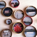 How To Make Bitchin' Resin Photo Magnets!