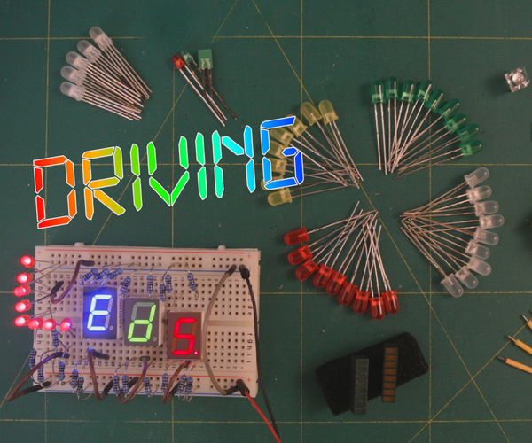 Using LED's and Laser Diodes