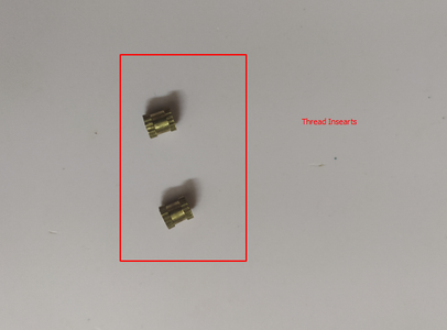 Assembling-Thread Inserts