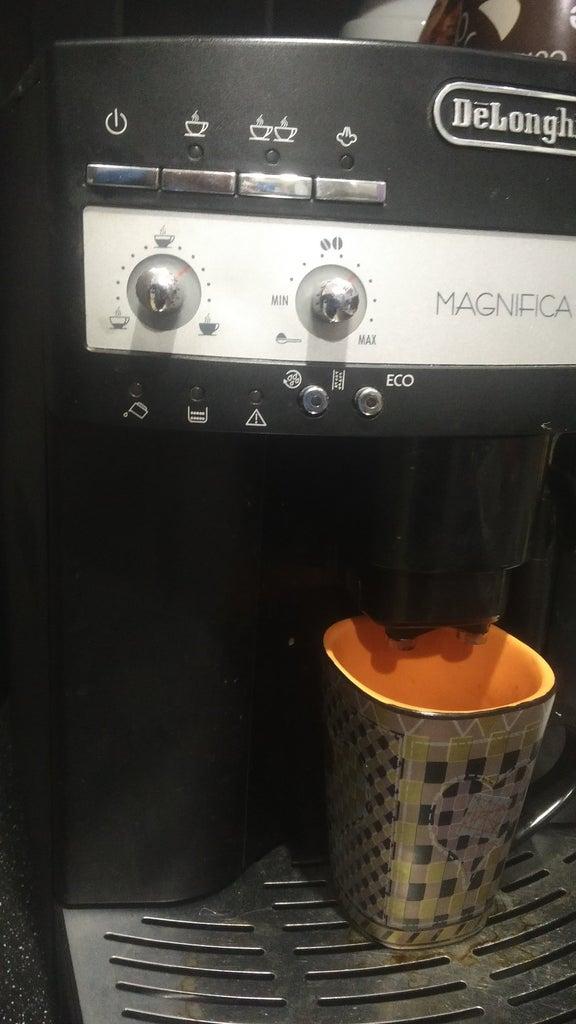 Smart Coffee Machine - Part of SmartHome Ecosystem