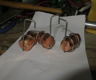 Titanium Wire Anode Holders
