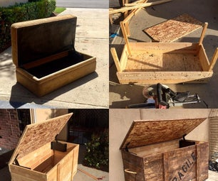 The Recycled, Reused and Re-purposed Project