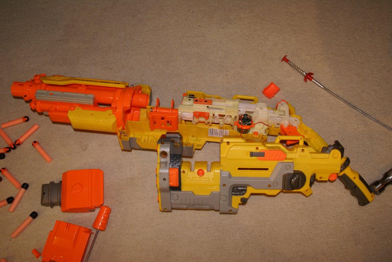 GUN DISASEMBLY Part Two