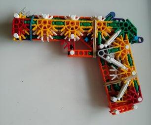 Knex Pistol and Mods